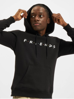 Merchcode Sweat capuche Friends noir