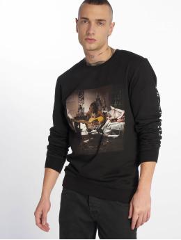 Merchcode Swetry Young Thug Album Cover czarny