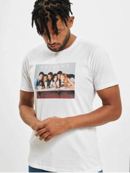 Merchcode T-paidat Friends Group valkoinen