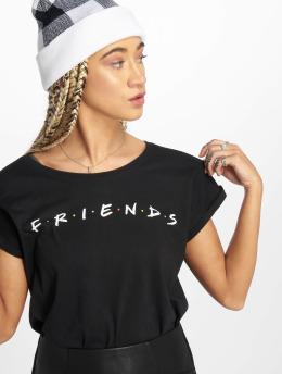Merchcode T-Shirt Friends Logo black