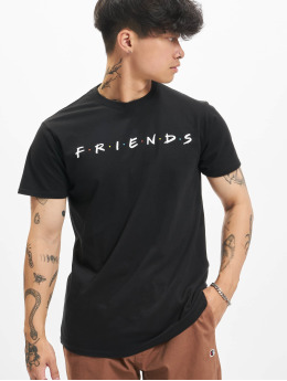 Merchcode T-Shirt Friends Logo black