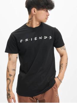 Merchcode T-shirt Friends Logo nero
