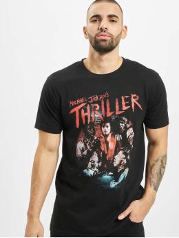 Merchcode T-Shirt Michael Jackson Thriller Zombies noir
