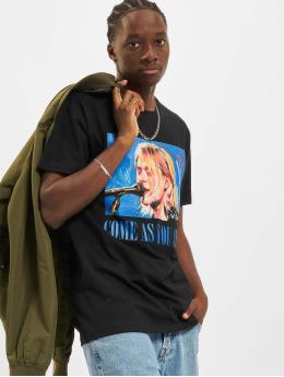 Merchcode T-shirt Kurt svart
