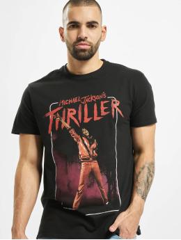 Merchcode T-shirt Michael Jackson Thriller Video  svart