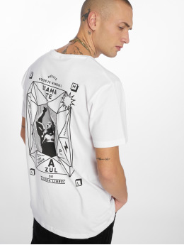 Merchcode t-shirt Diamante wit