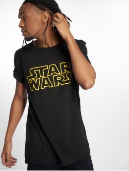 Merchcode t-shirt Star Wars zwart
