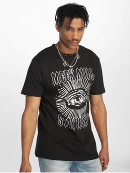Merchcode t-shirt Meek Mill Woke Eye-C zwart