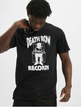 Merchcode T-Shirty Death Row Logo czarny