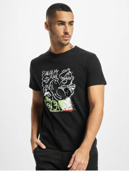 Merchcode T-skjorter Popeye The Legend svart