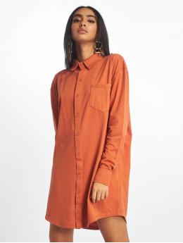 Missguided Платья Jersey коричневый