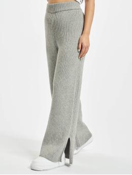 Missguided Спортивные брюки Co-Ord серый