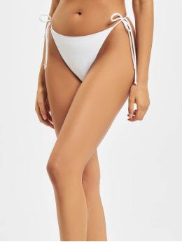 Missguided Bikinis Tie Side Bikini weiß