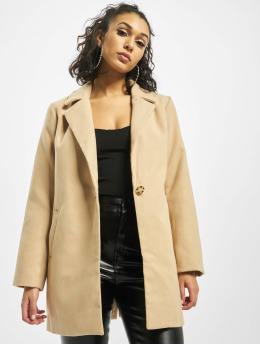 Missguided Cappotto Petite Ultimate Formal  beige