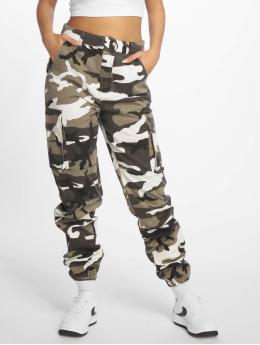 Missguided Chino bukser Premium kamuflasje