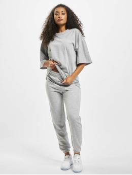 Missguided Ensemble & Survêtement T-Shirt gris