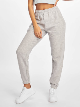 Missguided joggingbroek Basic grijs