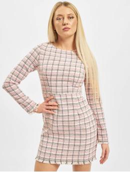 Missguided jurk Tweed Shift pink