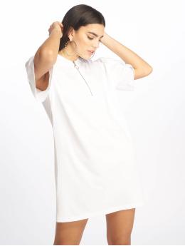 Missguided Kleid Oversized SS weiß