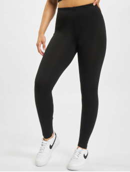 Missguided Legging Basic  schwarz