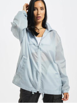 Missguided Lightweight Jacket Bumbag Pac A Mac blue