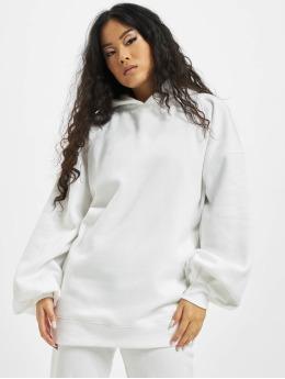 Missguided Mikiny Oversize  biela