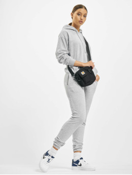 Missguided Obleky Hoody And Jogger šedá