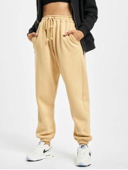 Missguided Pantalón deportivo Petite 90s marrón