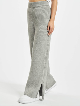 Missguided Pantalone ginnico Co-Ord grigio