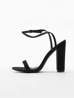 Missguided Pumps Entry Block Heeled schwarz