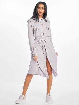 Missguided Robe Utility Shirt gris