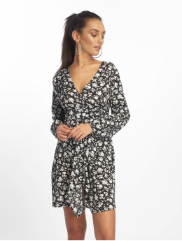 Missguided Robe Wrap Side Tea noir