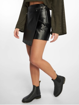 Missguided Rok Buckle Strap PU zwart
