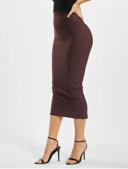 Missguided Skirt Bandage  purple