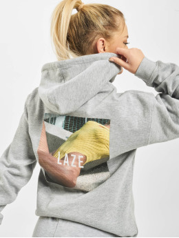 Missguided Sudadera Laze Photographic gris