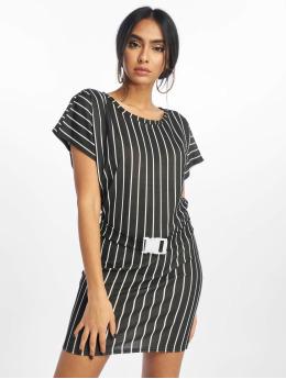 Missguided Sukienki T Shirt  czarny