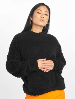Missguided Sweat & Pull Pocket Front noir