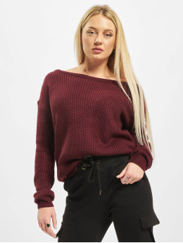 Missguided Sweat & Pull Ophelita rouge