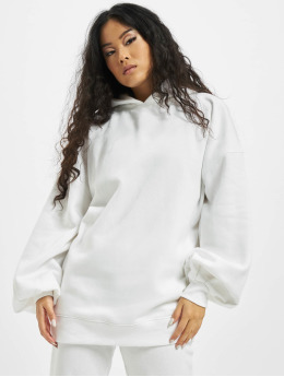 Missguided Sweat capuche Oversize  blanc