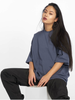 Missguided top Drop Should Oversized grijs