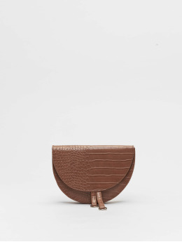 Missguided Torby Mini Ring Detail brazowy