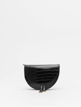 Missguided Torby Mini Ring Detail czarny