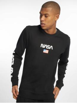 Mister Tee Пуловер Nasa черный