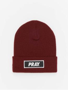 Mister Tee шляпа Pray коричневый