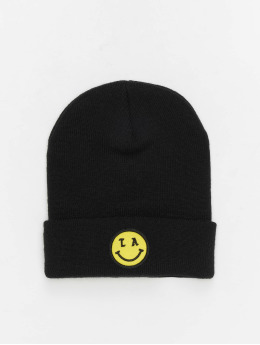 Mister Tee шляпа La Smile черный