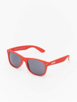 Mister Tee Aurinkolasit Nasa Sunglasses punainen