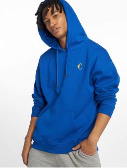 Mister Tee Bluzy z kapturem Europe niebieski