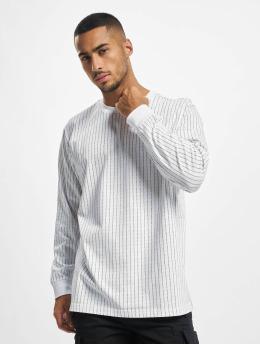Mister Tee Camiseta de manga larga Fuckyou blanco