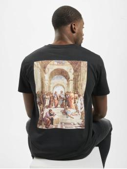 Mister Tee Camiseta Crew Love Is True Love negro
