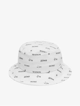 Mister Tee Chapeau Maison blanc